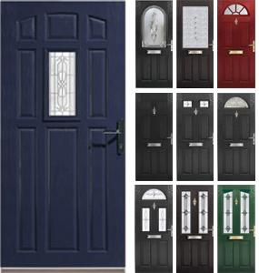 UPVC Composite Doors Supply Only Buy