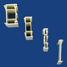 Upvc door frame extension